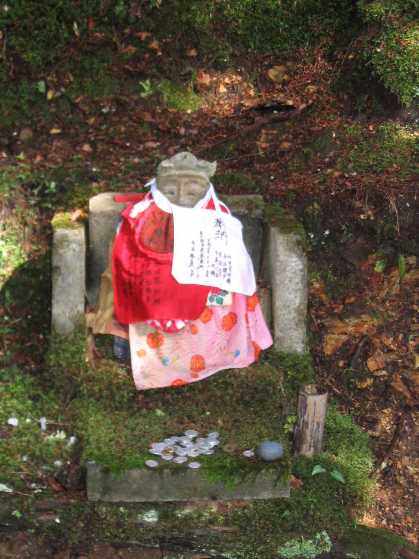 Mijn ontdekking van de vele Jizo's