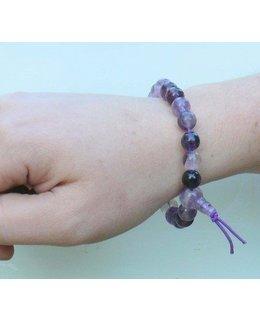 Mala bracelet Fluorite