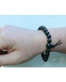 Mala bracelet onyx