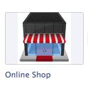 link van de Facebook online shop