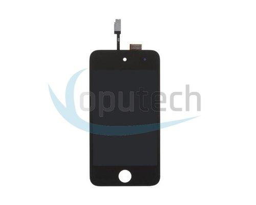 iPod 4 LCD Scherm Zwart