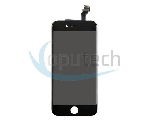 Apple iPhone 6 LCD Screen with Frame Black Refurbished