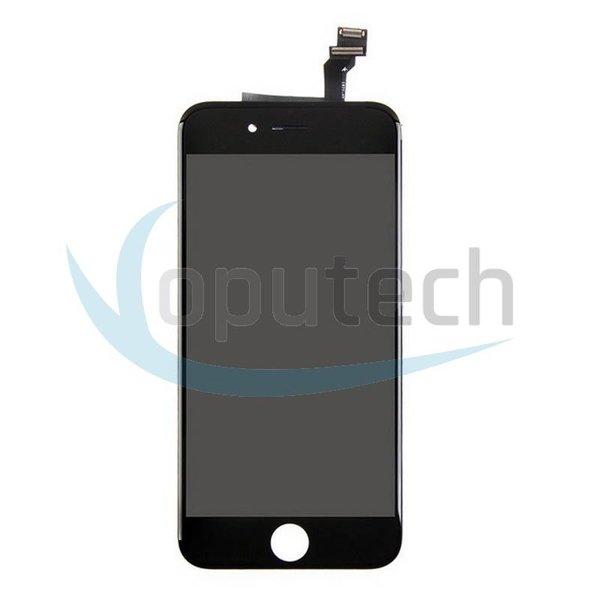 iPhone 6 LCD Scherm met Frame Zwart Refurbished