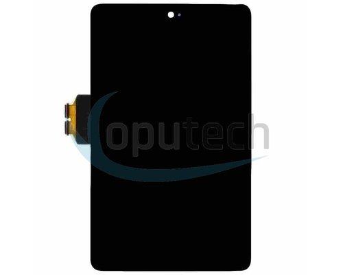 Asus Nexus 7 2012 LCD Scherm Zwart