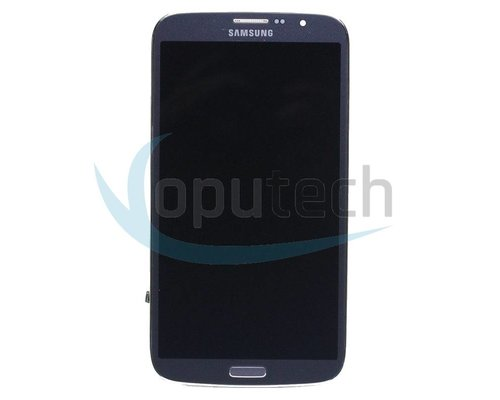 Samsung Galaxy Mega LCD Screen with Frame Black
