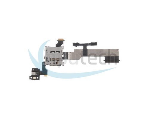 HTC One M8 SD Card reader, Volume and Sensor Flex Cable