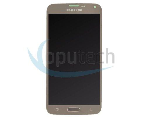 Samsung Galaxy S5 Neo LCD Scherm Goud