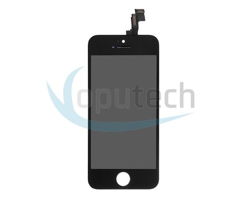 iPhone 5s LCD High Copy Zwart