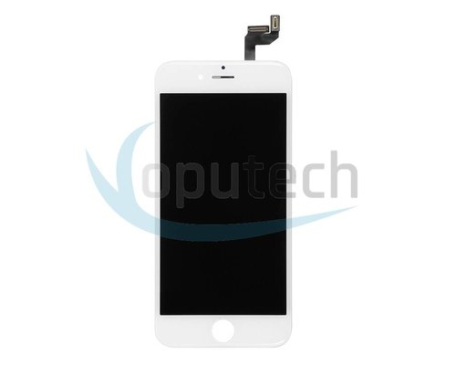 iPhone 6s LCD Screen with Frame White Refurbished