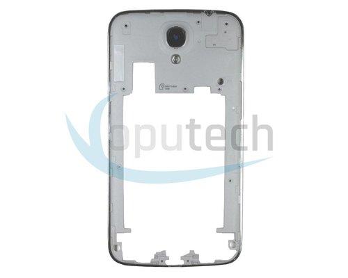 Samsung Galaxy Mega Rear Housing Silver