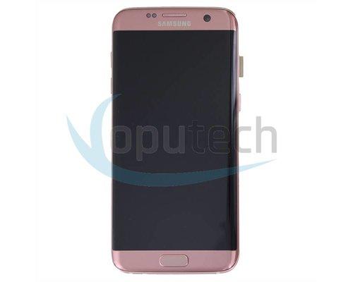 Samsung Galaxy S7 Edge LCD Screen Pink