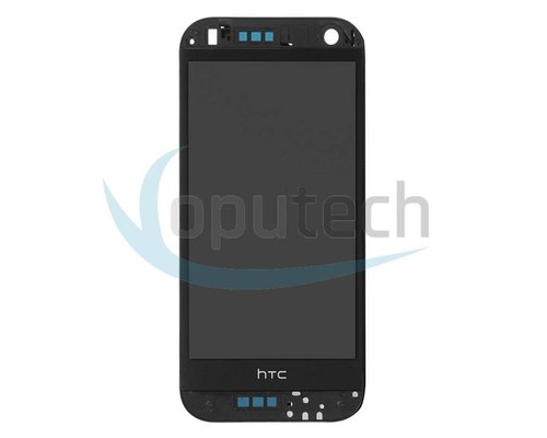 HTC One M8 Mini 2 LCD Screen with Frame Dark Grey