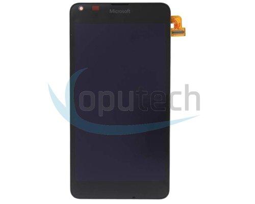 Microsoft Lumia 640, 640 Dual Sim LCD Screen with Frame Black
