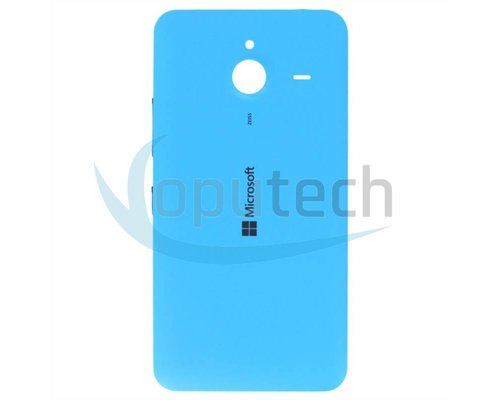 Microsoft Lumia 640 XL, 640 XL Dual Sim Battery Door Cyan