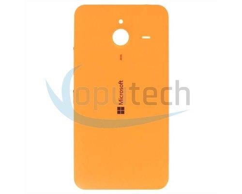 Microsoft Lumia 640 XL, 640 XL Dual Sim Battery Door Orange