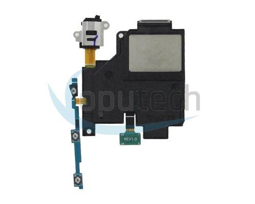 Samsung Galaxy Tab S 10.5 Left Speaker Module, Power and Volume Module Headset Jack