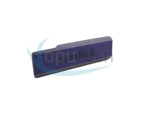 Sony Xperia Z1 SD Card Cover Purple