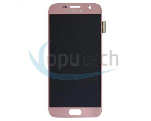 Samsung Galaxy S7 LCD Scherm Roze