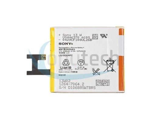 Sony Xperia Z Battery LIS1502ERPC 2330 mAh