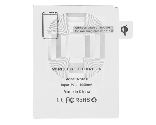 Galaxy Note 2 Wireless Charging Receiver