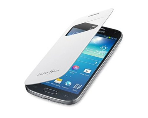 Galaxy S4 Mini Power Case Met Cover Wit