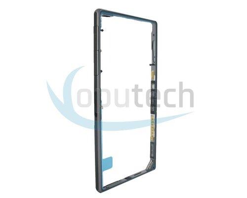 Sony Xperia Z1 Middle Frame Black