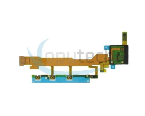 Sony Xperia Z Side Keys Flex Cable
