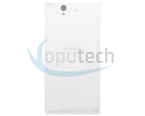 Sony Xperia Z Battery Door White
