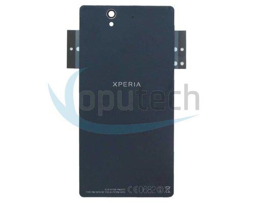 Sony Xperia Z Battery Door Black