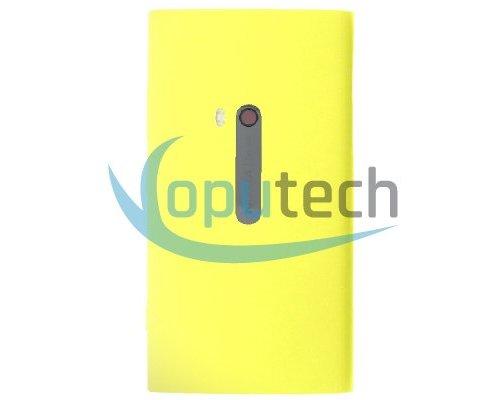 Nokia Lumia 920 Battery Door Geel