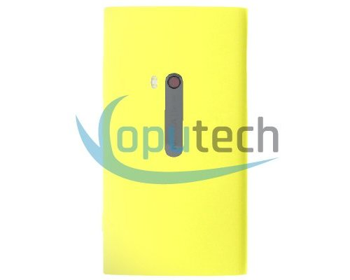 Nokia Lumia 920 Battery Door Yellow