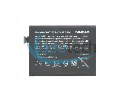 Nokia Lumia 930 Batterij BV-5QW 2420mAh