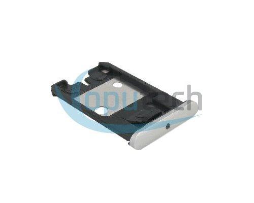 Nokia Lumia 925 Simcard Tray Silver