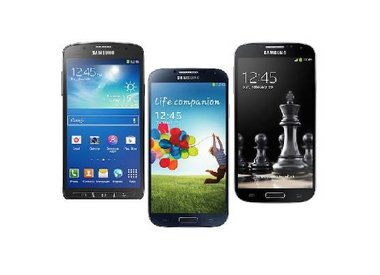 Galaxy S4 Series