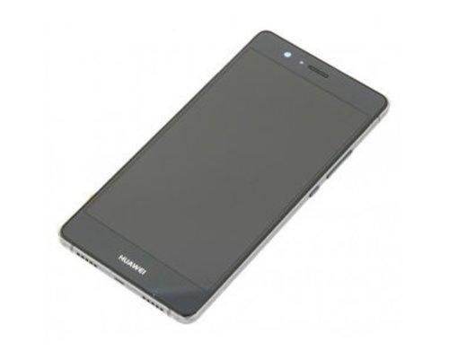 Huawei P9 Lite Scherm Zwart(LCD incl. Frame) Origineel