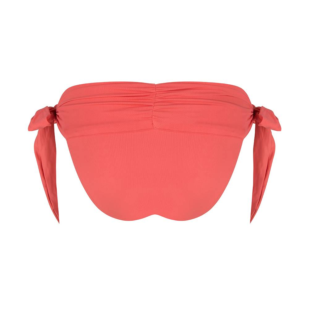 BOHO Bikini Bottum Uni - Coral