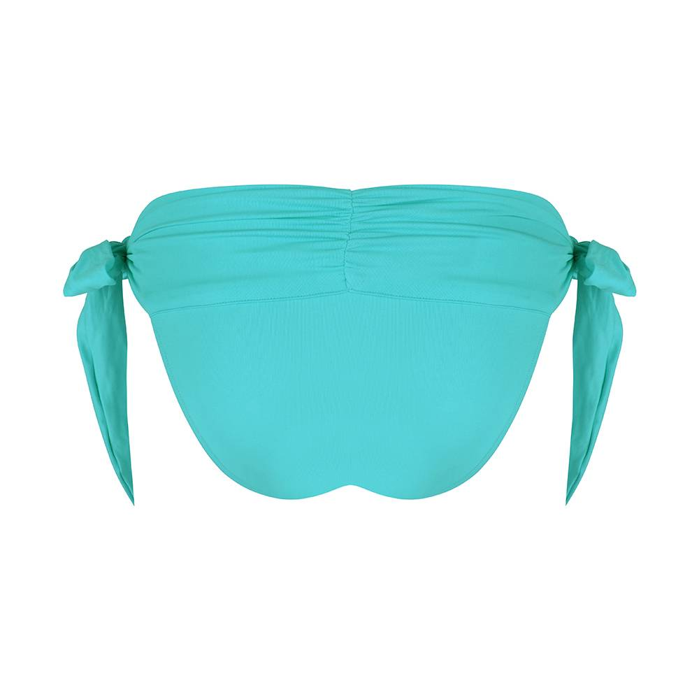BOHO Bikini Bottum Uni - Sea Green