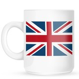 Britse Vlag - Mok