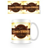 Game Of Thrones Opening Logo - Mok