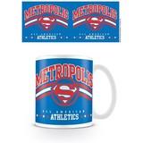 Superman Metropolis Athletics - Mok