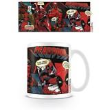 Deadpool Comic - Mok