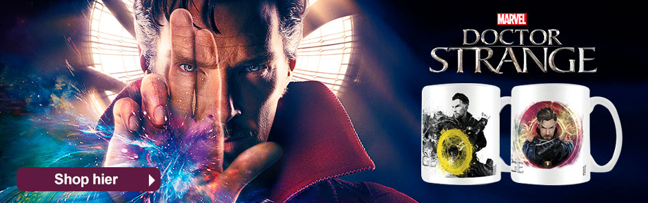 shop doctor strange merchandise