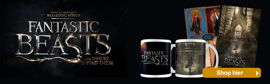 shop fantastic beasts and where to find them merchandise