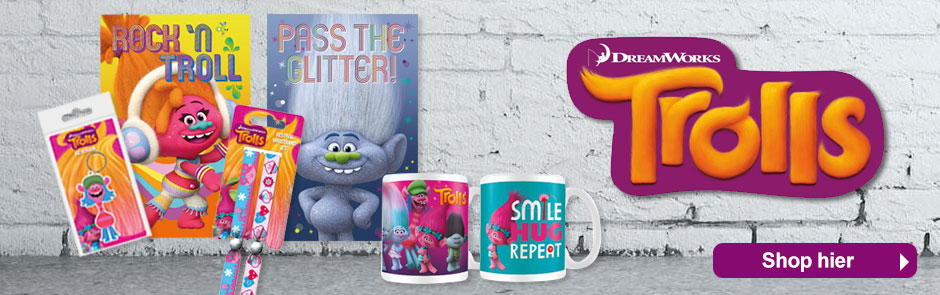 shop trolls merchandise