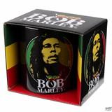Bob Marley Logo Face - Mok