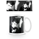 David Bowie Heroes - Mok