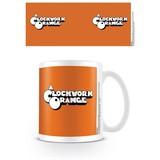 Clockwork Orange Logo - Mok
