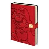 Super Mario  Premium A5 Notitieboek
