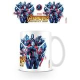 Avengers Infinity War Heroes United Mok