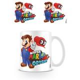 Super Mario Odyssey Mario With Cappy Mok